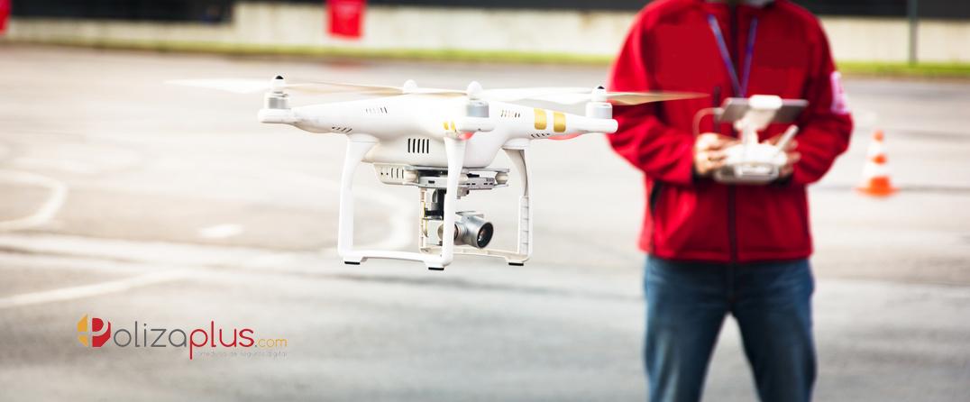 Piloto de dron
