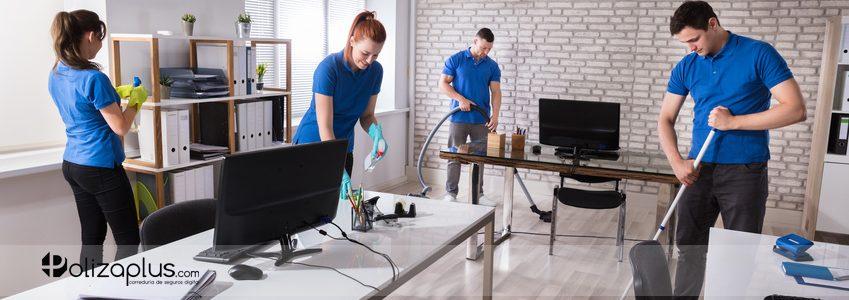 Seguro de Responsabilidad Civil para Limpieza